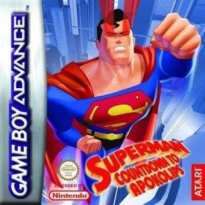 Superman per Game Boy Advance