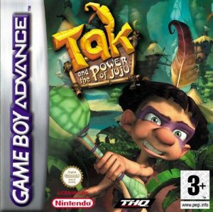 Tak and the Power of JuJu per Game Boy Advance