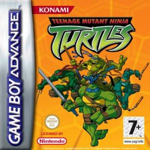 Teenage Mutant Ninja Turtles per Game Boy Advance