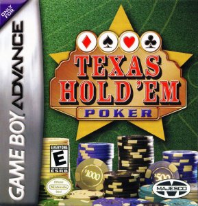 Texas Hold 'Em Poker per Game Boy Advance