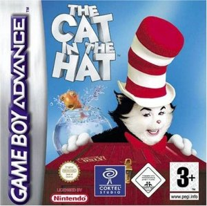 The Cat In The Hat per Game Boy Advance