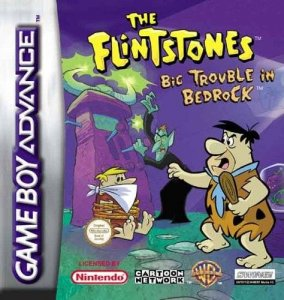 The Flintstones: Grosso Guaio a Bedrock per Game Boy Advance