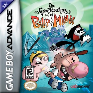 The Grim Adventures of Billy & Mandy per Game Boy Advance
