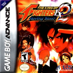 The King of Fighters EX2: Howling Blood per Game Boy Advance