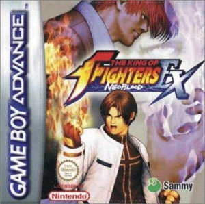 The King of Fighters EX: Neo Blood per Game Boy Advance