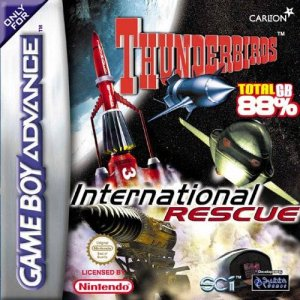 Thunderbirds: International Rescue per Game Boy Advance