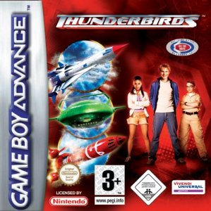 Thunderbirds per Game Boy Advance