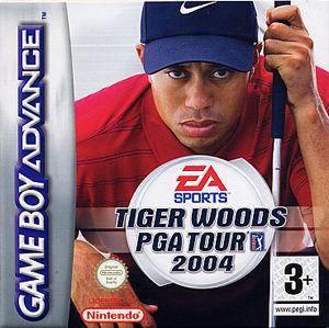 Tiger Woods PGA Tour 2004 per Game Boy Advance