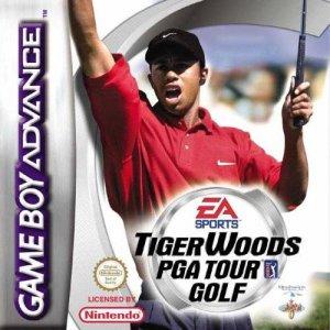 Tiger Woods PGA TOUR Golf per Game Boy Advance