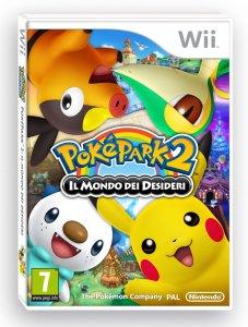 PokéPark 2: Il Mondo dei Desideri per Nintendo Wii