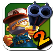 Zombie Wonderland 2: Outta Time! per iPhone
