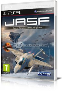 JASF: Jane's Advanced Strike Fighters per PlayStation 3