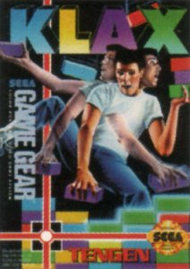 Klax per Sega Game Gear
