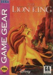 The Lion King per Sega Game Gear