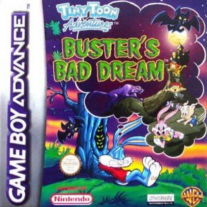 Tiny Toon Adventures: Buster's Bad Dream per Game Boy Advance
