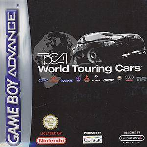 TOCA World Touring Cars per Game Boy Advance