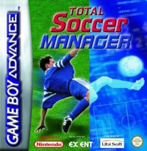Total soccer & manager per Game Boy Advance
