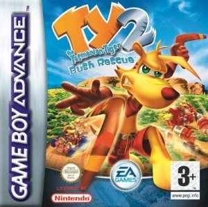Ty the Tasmanian Tiger 2: Bush Rescue per Game Boy Advance
