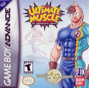 Ultimate Muscle: The Path of the Superhero per Game Boy Advance