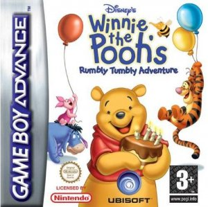 Winnie the Pooh's Rumbly Tumbly Adventure per Game Boy Advance