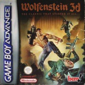 Wolfenstein 3D per Game Boy Advance