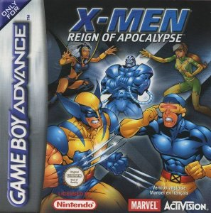 X-Men Reign of Apocalypse per Game Boy Advance