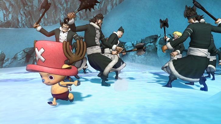 One Piece: Pirate Warriors, confermati quattro nuovi personaggi