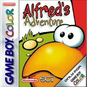Alfred's adventure per Game Boy Color