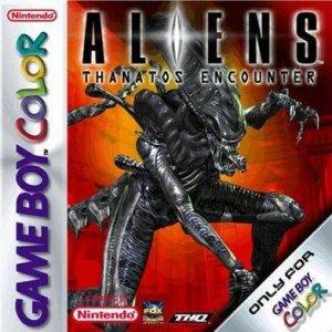 Aliens : Thanatos encounter per Game Boy Color