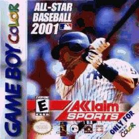 All Star Baseball 2001 per Game Boy Color