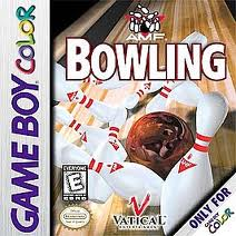 AMF Xtreme Bowling per Game Boy Color