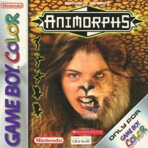 Animorphs per Game Boy Color