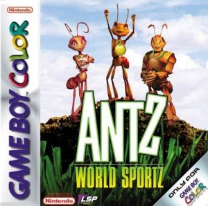 Antz World Sportz per Game Boy Color