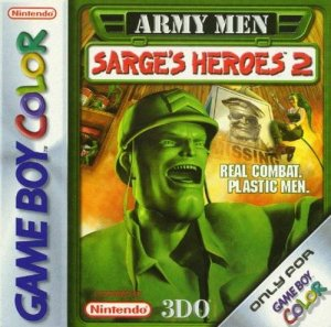 Army Men: Sarge's Heroes 2 per Game Boy Color