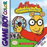 Arthur's Absolutely Fun Day! per Game Boy Color