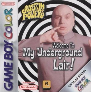 Austin Powers: Welcome to my Underground Lair! per Game Boy Color
