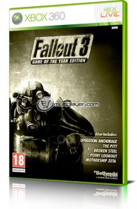 Fallout 3 Game of the Year Edition per Xbox 360