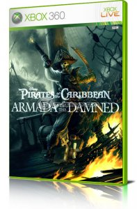 Pirates of the Caribbean: Armada of the Damned per Xbox 360