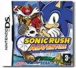 Sonic Rush Adventure per Nintendo DS