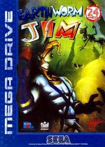 Earthworm Jim per Sega Mega Drive