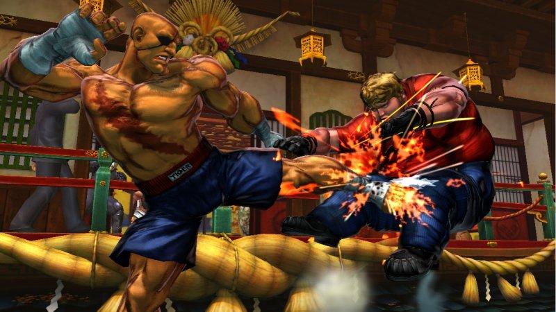 La soluzione di Street Fighter X Tekken