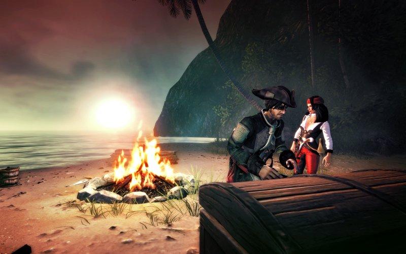 Risen 2 - L'Isola del Tesoro a chi prenota il gioco