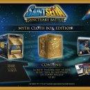 I Cavalieri dello Zodiaco: La Battaglia del Santuario - Primo piano per i bonus collector