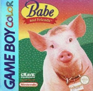Babe and friends per Game Boy Color