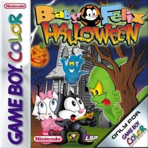 Baby Felix Halloween per Game Boy Color