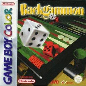Backgammon per Game Boy Color