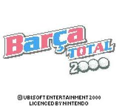 Barca Total 2000 per Game Boy Color