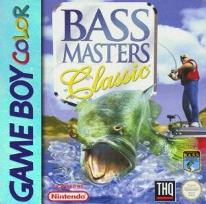 Bass Masters Classic per Game Boy Color