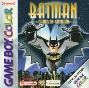 Batman : Chaos in Gotham per Game Boy Color