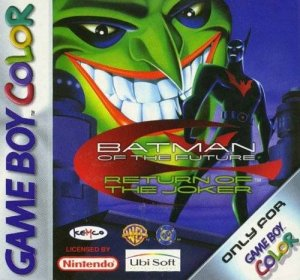 Batman on the future : Return of the Joker per Game Boy Color